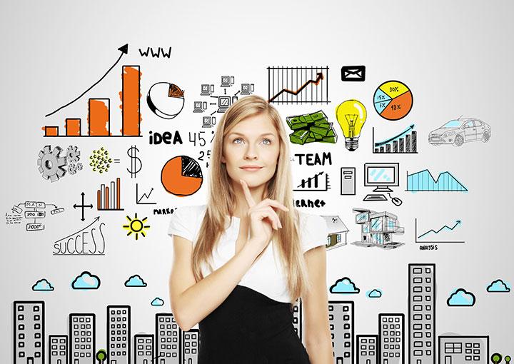 7 رائدات أعمال يجب أن تتابعيهن