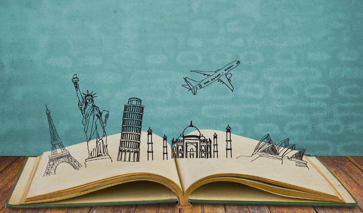"""5 كتب لمحبي أدب الرحلات .. """"سافر من كتاب"""""""