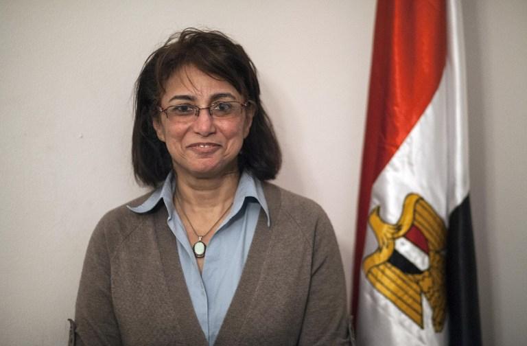 6 معلومات عن هالة شكر الله.. أول سيدة ترأس حزب مصري