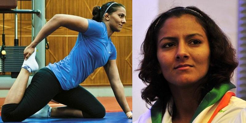 """جيتا بوجات.. أول هندية تصارع في """"الأولمبياد"""""""