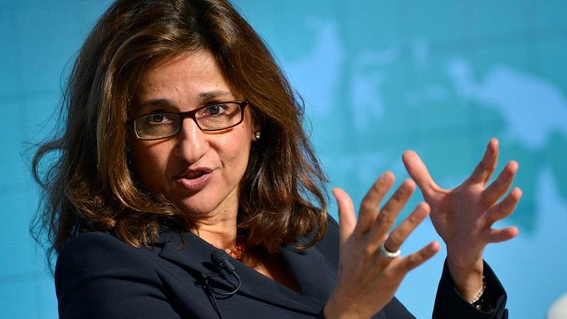 نعمت شفيق.. أصغر نائبة بالبنك الدولي وضمن أقوى 10 سيدات عربيات