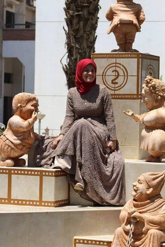 """""""مي محمد"""" تنحت البهجة بـ """"ماري منيب"""" و""""إسماعيل ياسين"""""""