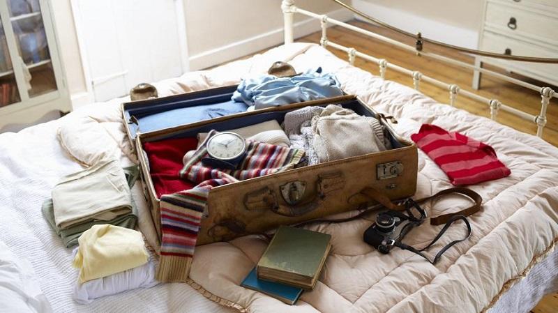 12 نصيحة للبنات لترتيب شنطة السفر