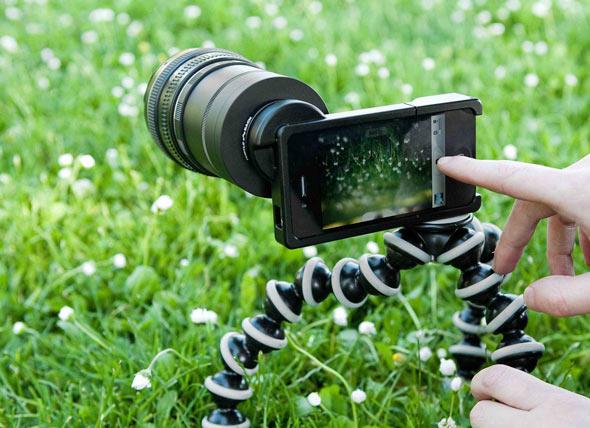 حيل تساعد على التقاط صورة بشكل مختلف ويستخدمها المصورين المحترفين