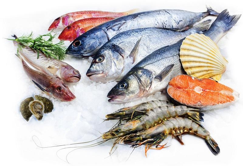 10 فوائد لتناول المأكولات البحرية