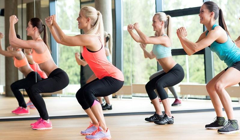 فوائد تمرين الـ Squat للنساء