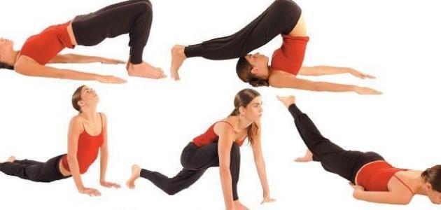 بالصور أربعة دقائق من التمارين = ساعة رياضة