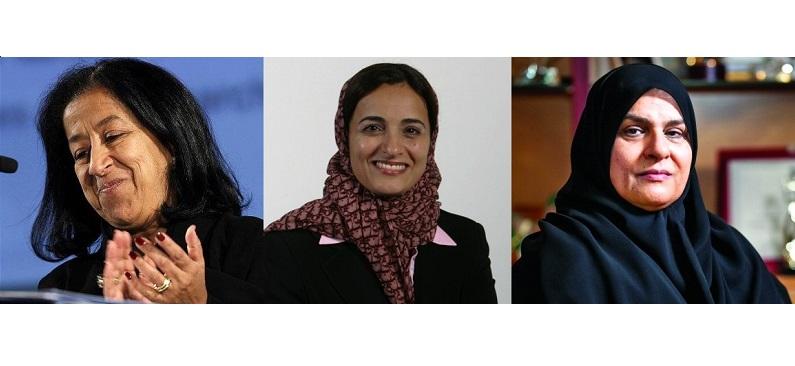 3 عربيات ضمن قائمة فوربس لأكثر 100 امرأة نفوذا في العالم