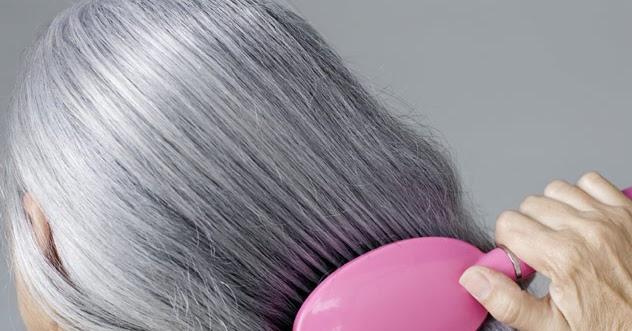 أسباب ظهور الشعر الأبيض مبكرا وطرق علاجه