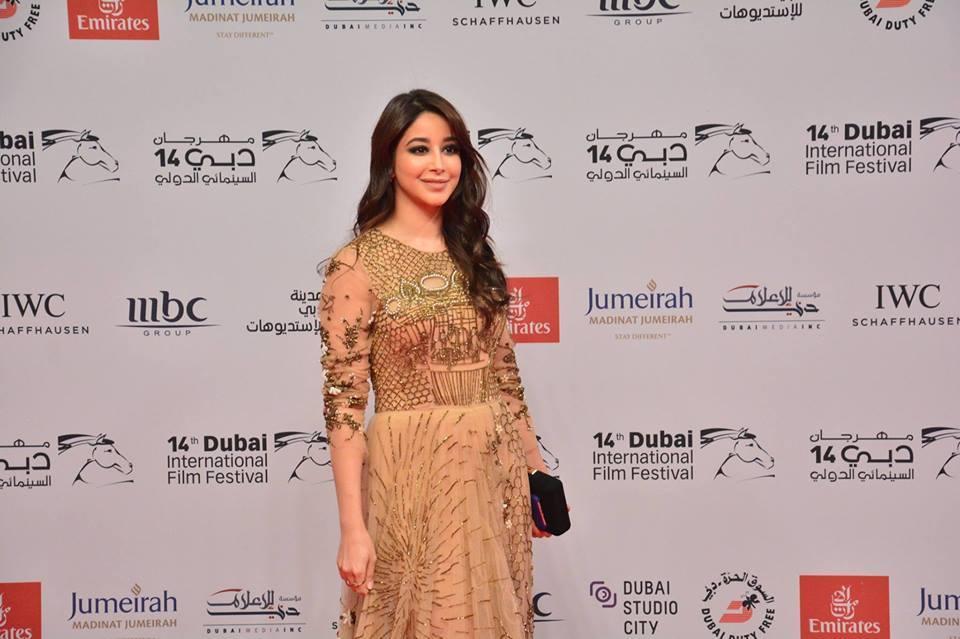 إطلالات النجمات في مهرجان دبي السينمائي
