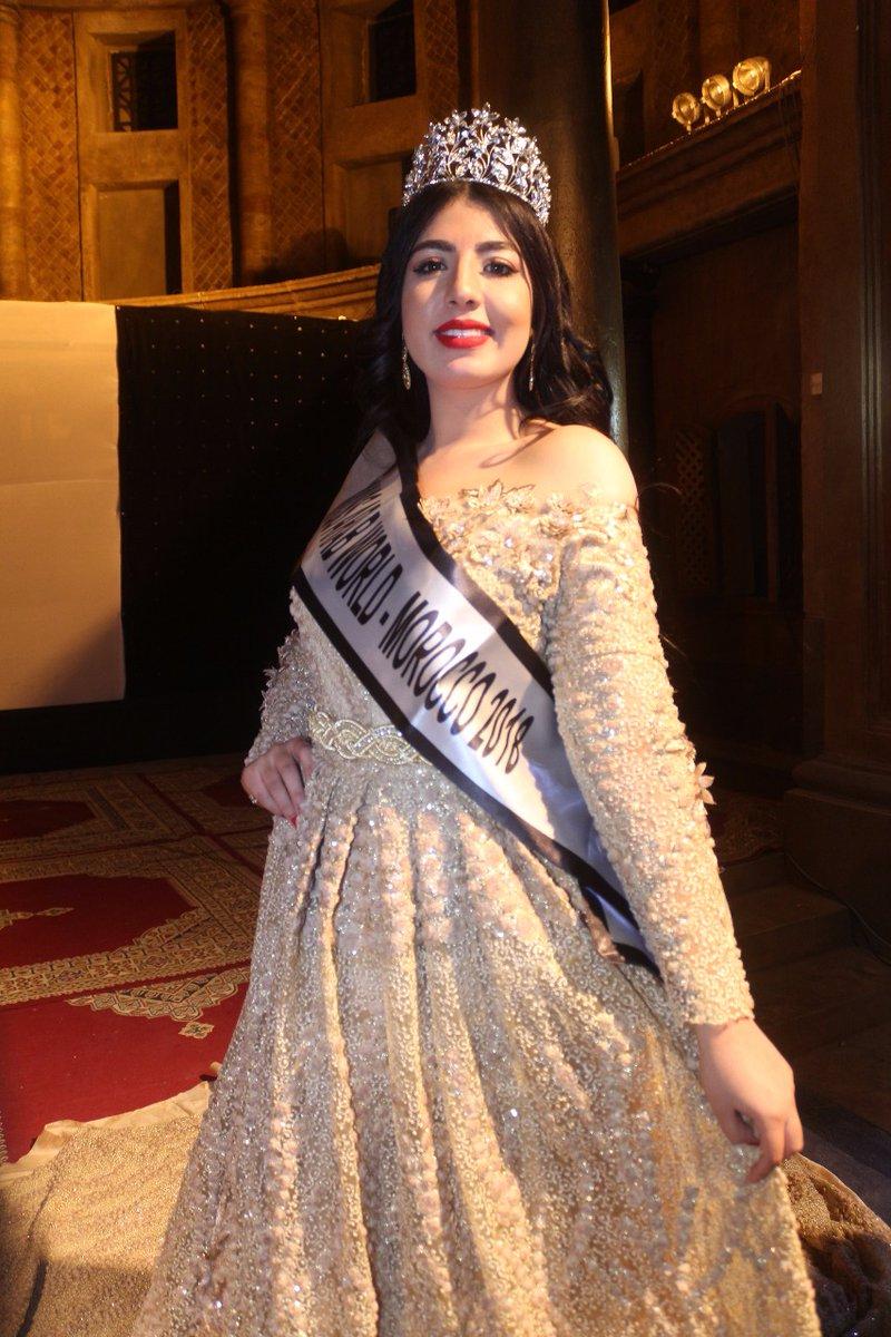 لقب ملكة جمال العرب .. من نصيب مغربية