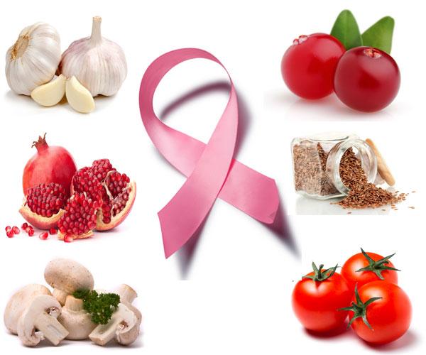5 أطعمة طبيعية تحميكِ من سرطان الثدي