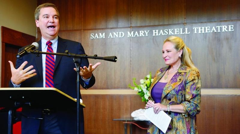"""استقالة """"سام هاسكل"""" رئيس مسابقة ميس أمريكا"""