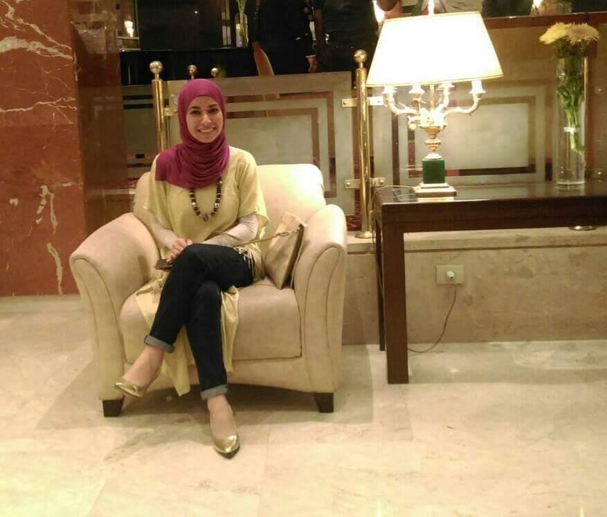 """أميرة تصنع أزياء مصرية ١٠٠٪ من خلال """"سمراء"""""""