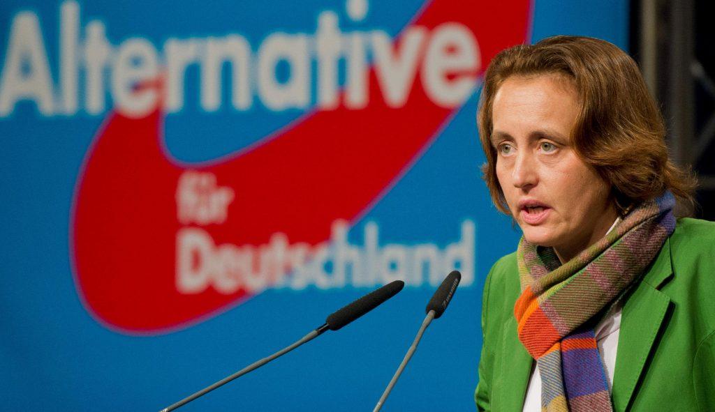 """زعيمة الـ""""AFD"""" الألماني تواجه تحقيقا بسبب تعليقات معادية للمسلمين"""