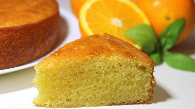 كيك البرتقال الدايت.. سعرات حرارية أقل