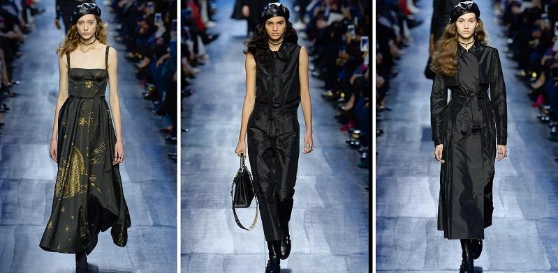 """مجموعة """"Dior"""" لأزياء شتاء 2018"""
