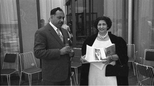 """تعرف على """"نزيهة الدليمي"""" أول وزيرة في تاريخ العراق الحديث"""