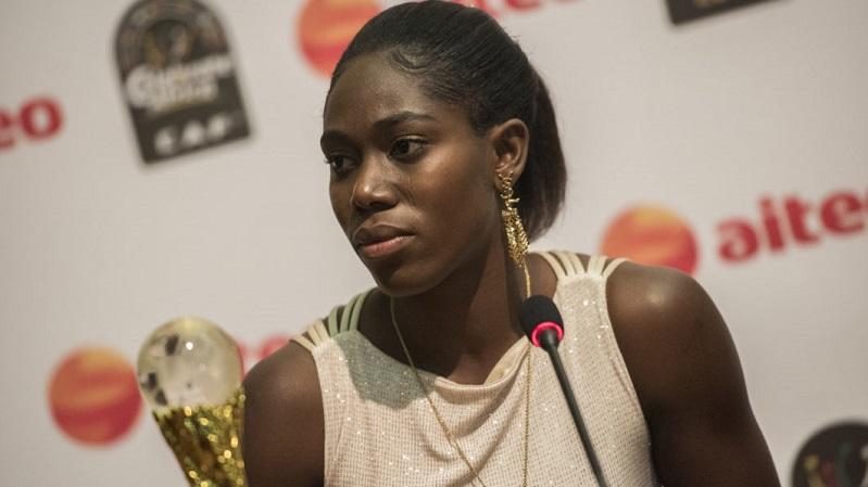 """""""أسيسات أوشولا"""".. أفضل لاعبة في إفريقيا بعزيمة لا تُقهر"""