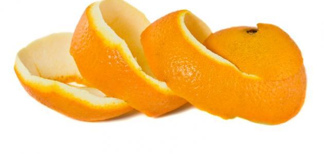 """""""قشر اليوسفي والبرتقال"""" .. وجهك أولى بيه"""