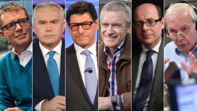مذيعون في BBC يقبلون خفض أجورهم لتحقيق المساواة مع المذيعات