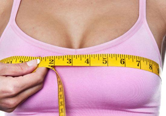 """5 وصفات طبيعية لتكبير """"الثدي"""" في المنزل"""