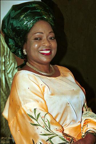 """""""ستيلا أوباسانجو"""".. السيدة الأولى التي تقف وراء """"اليوم العالمي للختان"""""""