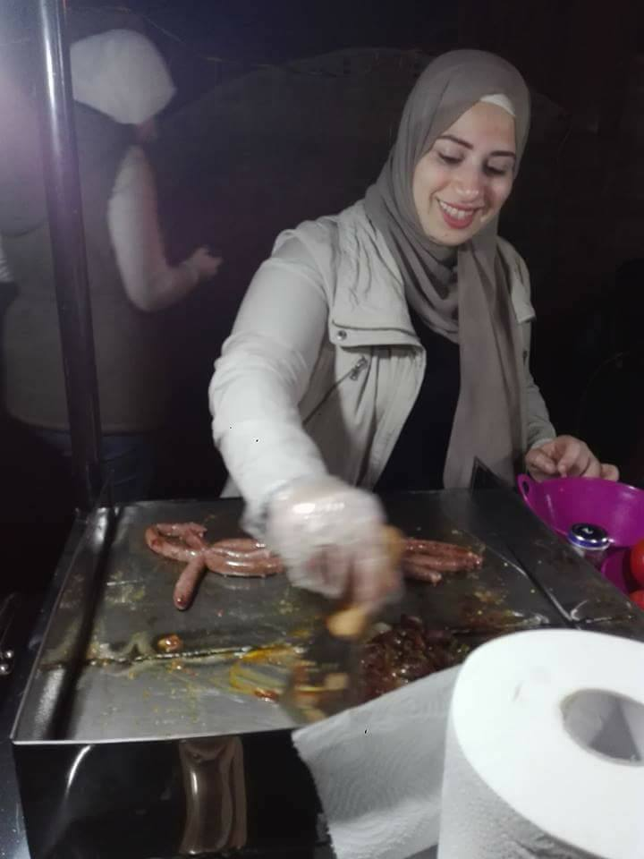 """شغف هدير بالطعام من """"دلع كرشك"""" لـ """"بنت جمال"""""""