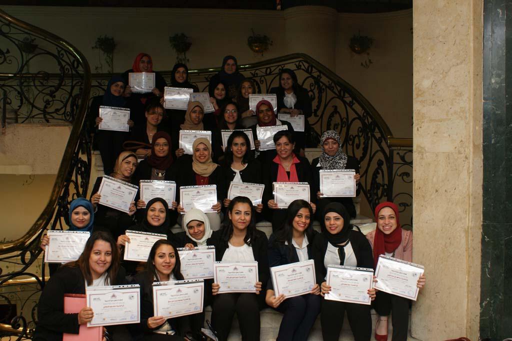 """مؤتمر """"نحو إشراك القطاع الخاص في تمكين الفتيات اقتصاديًا"""" 26 فبراير"""