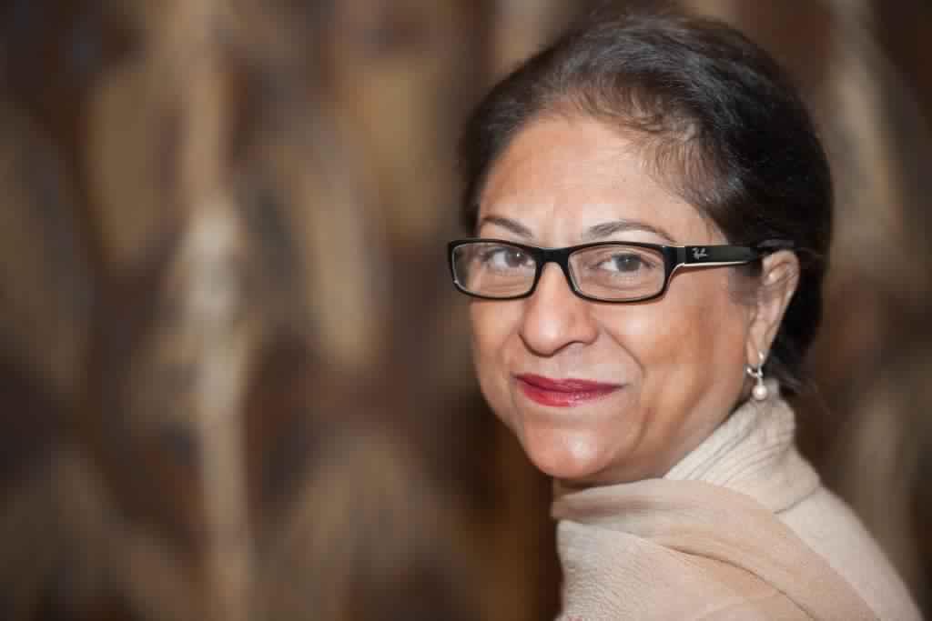 """وفاة الناشطة الباكستانية """"أسماء جهانجير"""" عن عمر يناهز 66 عامًا"""