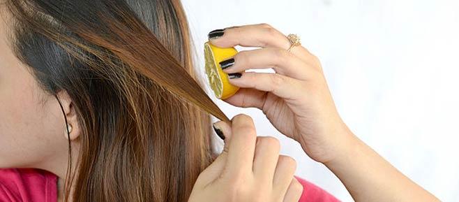 خمس وصفات طبيعية لتفتيح لون شعرك