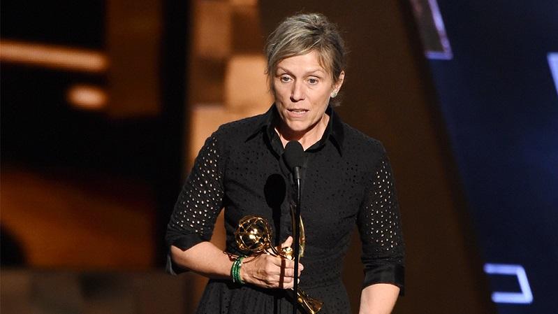 """فرانسيس ماكدورماند تحصد جائزة أفضل ممثلة في حفل """"BAFTA"""""""