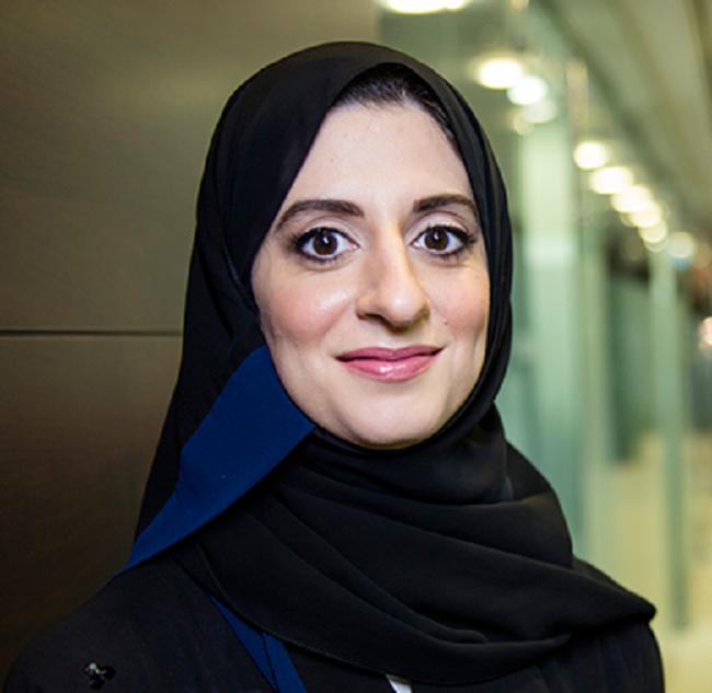 هدى الهاشمي.. مسئولة الابتكار الحكومي في الإمارات