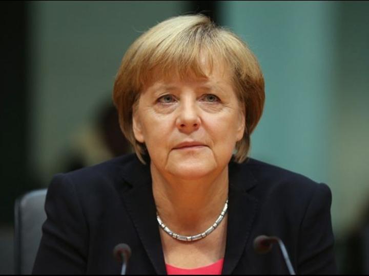 المستشارة الألمانية تدعو لوقف المجازر في سوريا