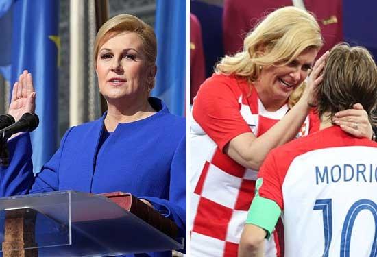 16 معلومة عن رئيسة كرواتيا كوليندا كيتاروفيتش