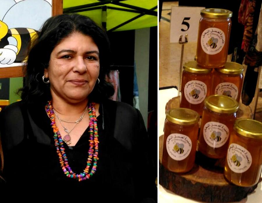 """""""الأميرة لعسل النحل"""".. طعام صحي مصنوع يدويًا"""