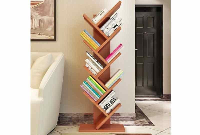 مكتبات منزلية انيقة