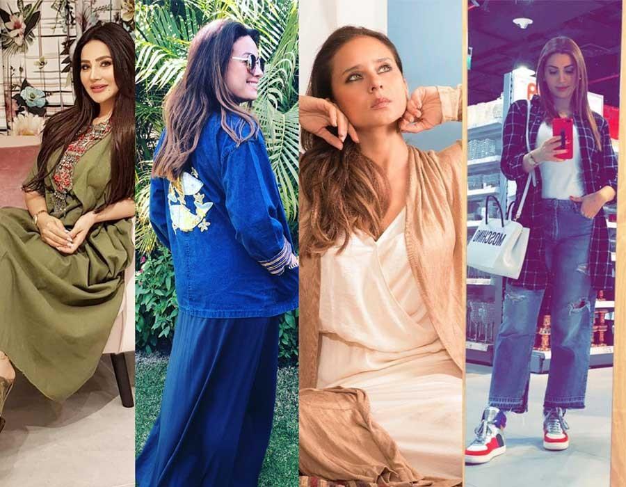 أزياء رمضان من وحى النجمات