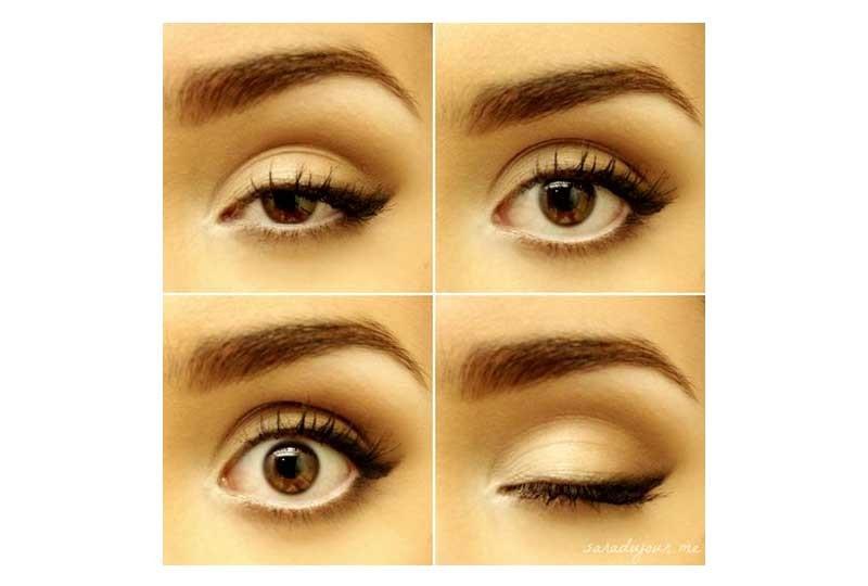 أيلينر العيون الدائرية