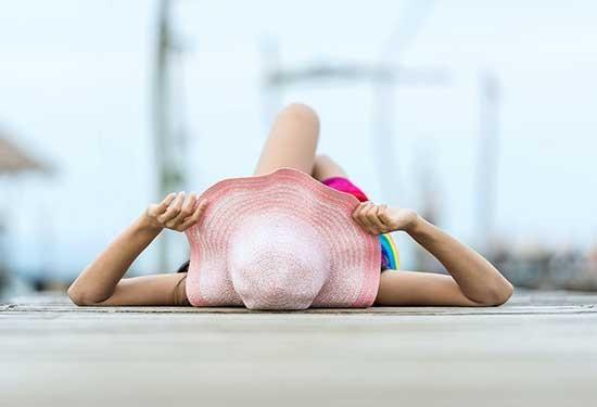 5 طرق فعالة لتفتيح الجسم