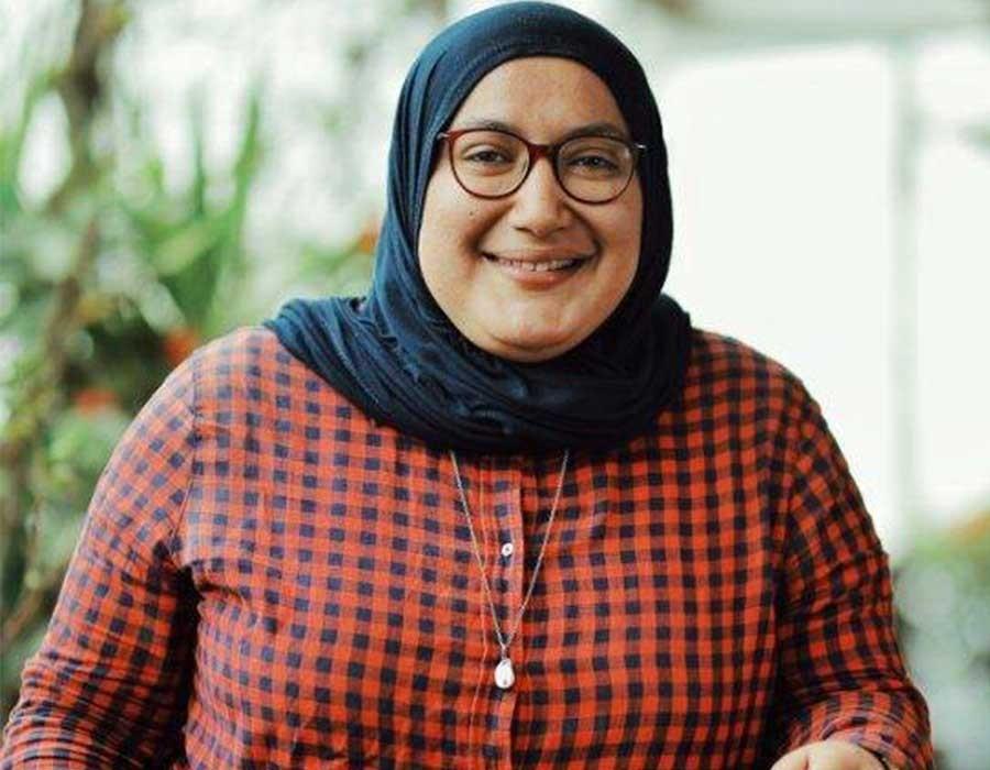 دعاء عارف تطلق شفاء بعد معاناة مع السرطان