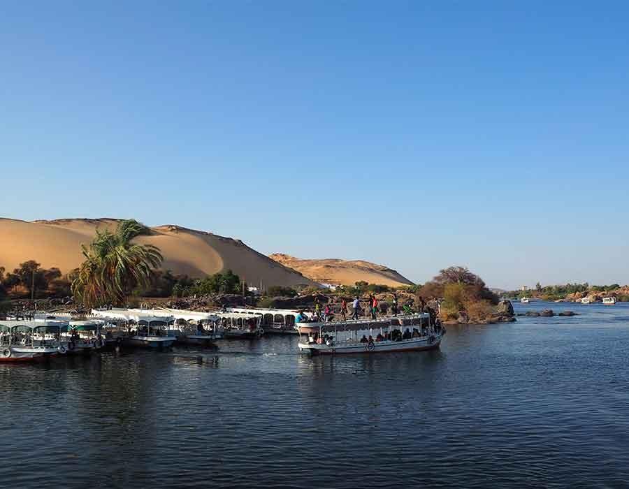 5 أماكن شتوية في مصر يمكنك الاستجمام بها