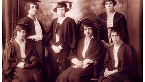 أول محامية مصرية