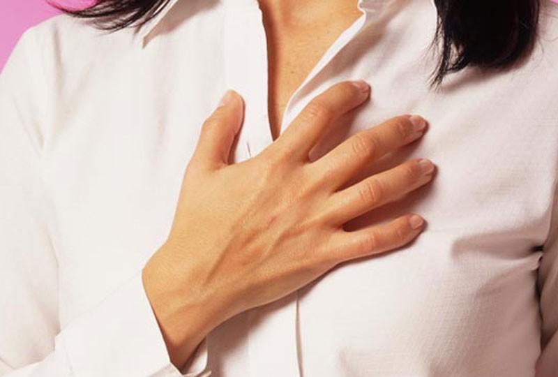 امراض القلب أحد أسباب ضيق التنفس