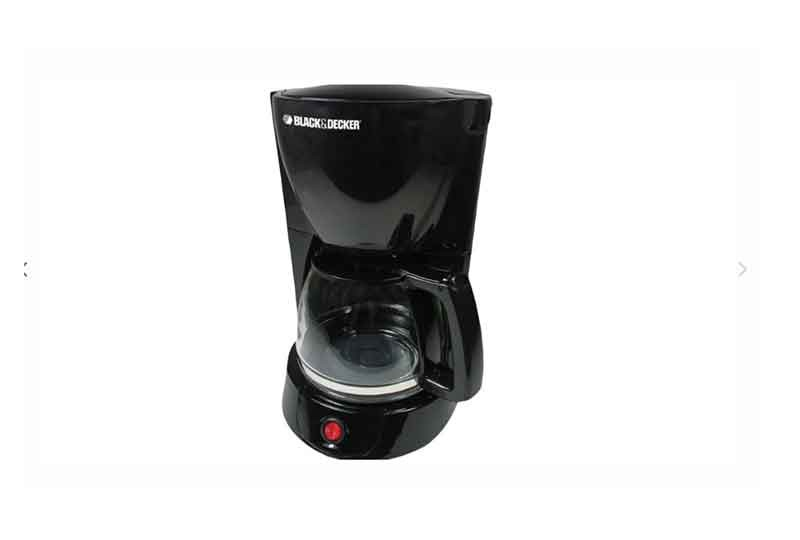 ماكينة قهوة بلاك أند ديكر