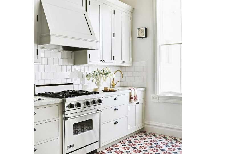 تصميم مطبخ بجدار واحد
