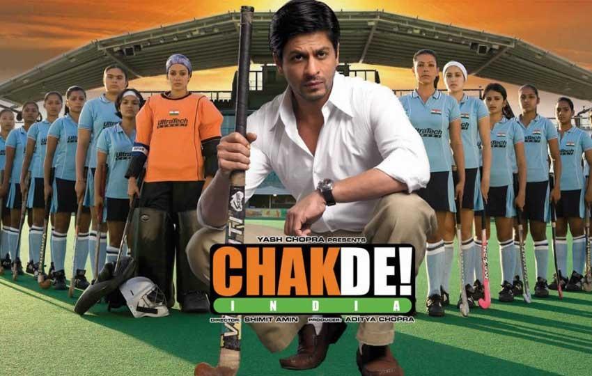 أفلام شاروخان - Chak de! India