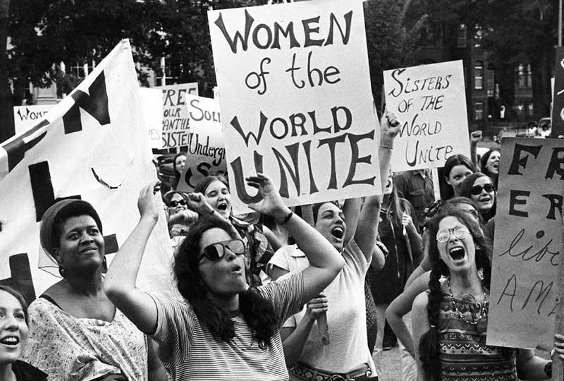 الحركات النسوية على مر التاريخ