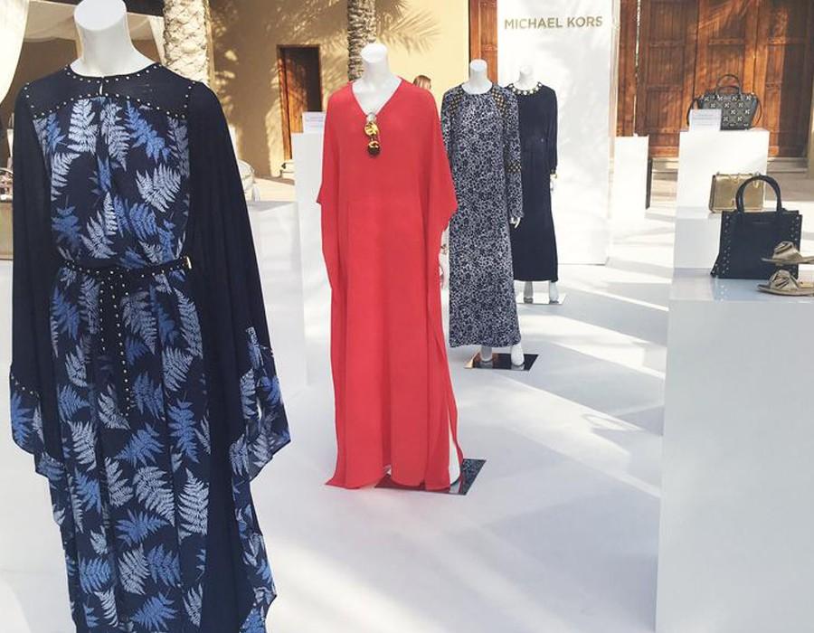 مجموعة أزياء رمضان من مايكل كورس