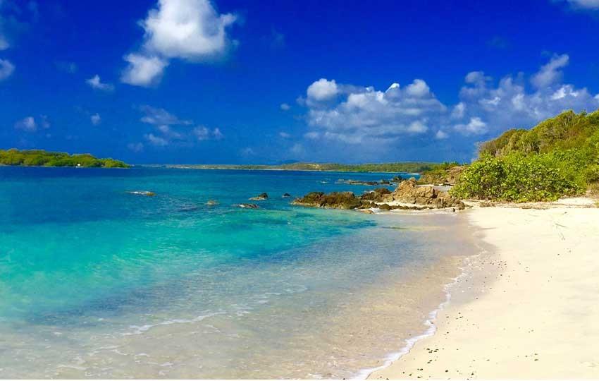 أجمل شواطئ العالم - بلو بيتش